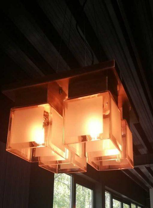 Antike Art-Deco-Deckenlampe-1