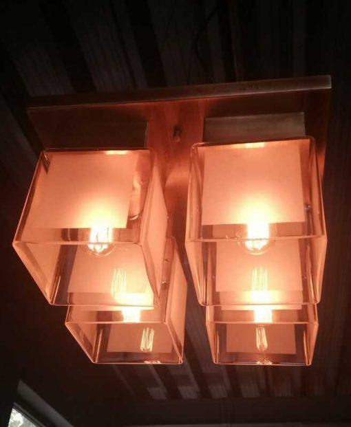 Antike Art-Deco-Deckenlampe-2