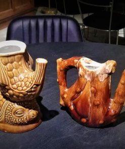 Vintage Ceramic Pots-1