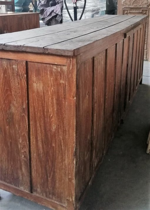 Robust Vintage Workbench / Sideboard / Kitchen Unit-3