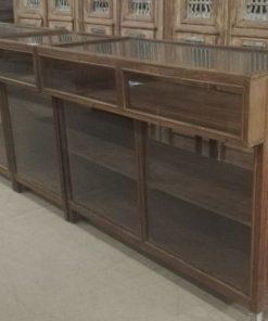Antique Display Case Counter-3