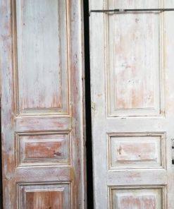 Antike doppelwandige Türen-3