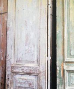 Antike doppelwandige Türen-5