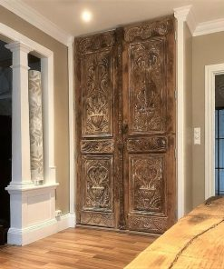 Antique Crafted Cabinet Doors-3