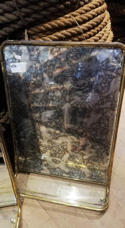 Vintage Bathroom Mirror-3