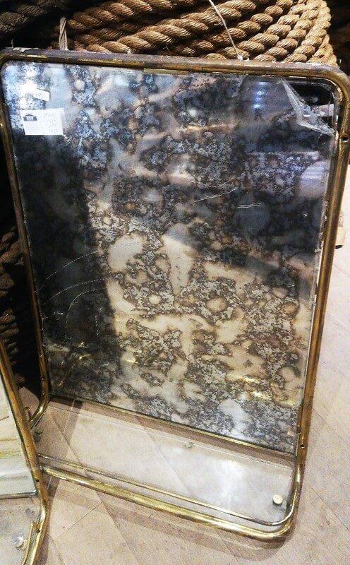 Vintage Bathroom Mirror-4