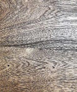 Grey Wash Acacia Houten Ovale Tafel-3