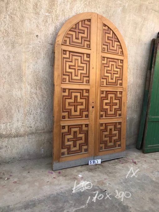 Antique Church Doors-1